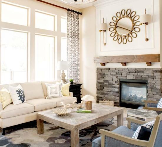 J & J Design Group | Living Room