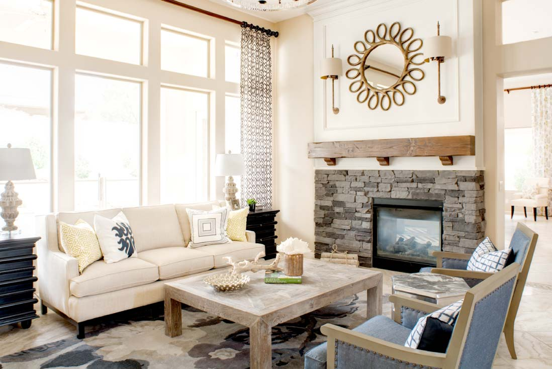 J & J Design Group | Living Room