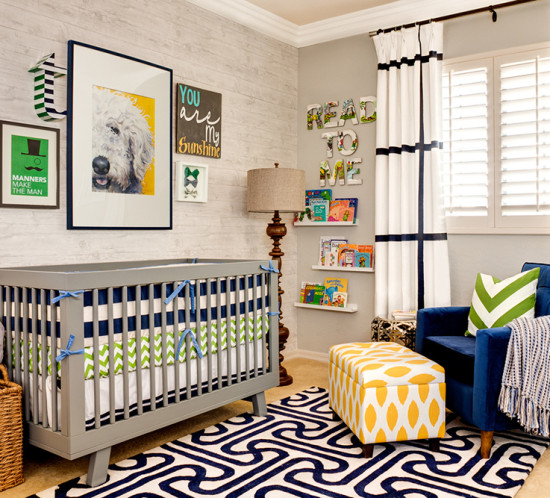 Nursery - J & J Design Group