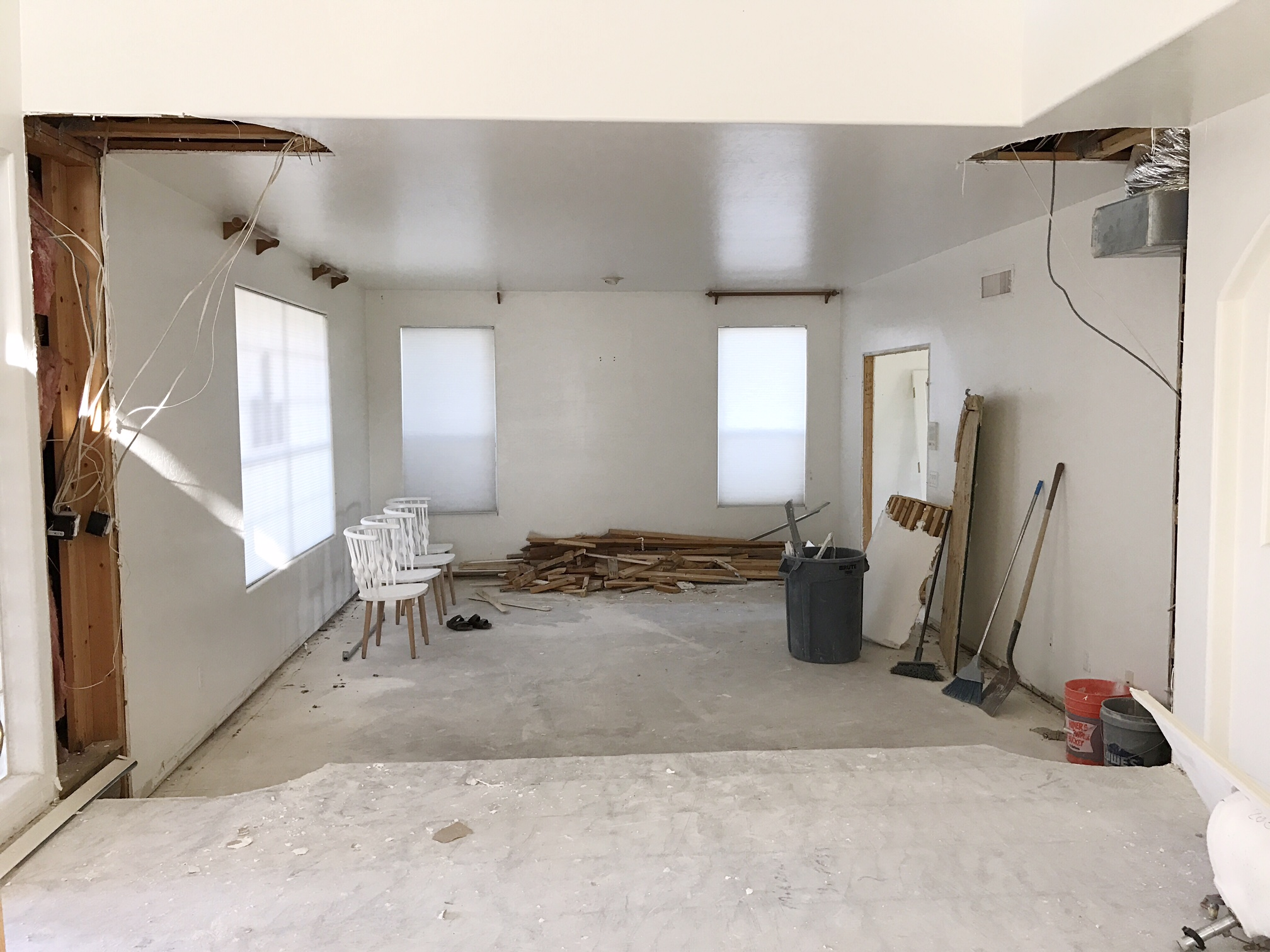 One Room Challenge Week 2 Progress