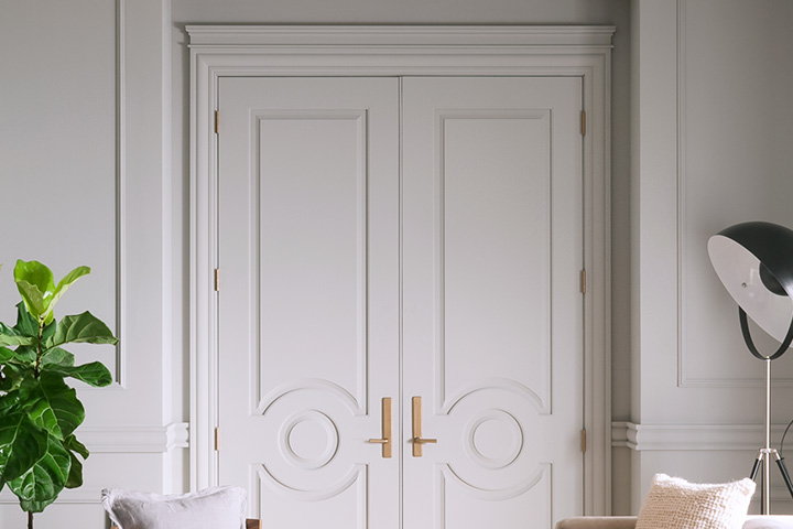 Metrie Fashion Forward Doors